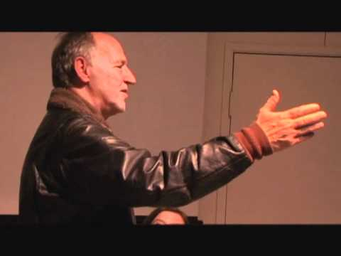 Werner Herzog discovers John Waters is Gay