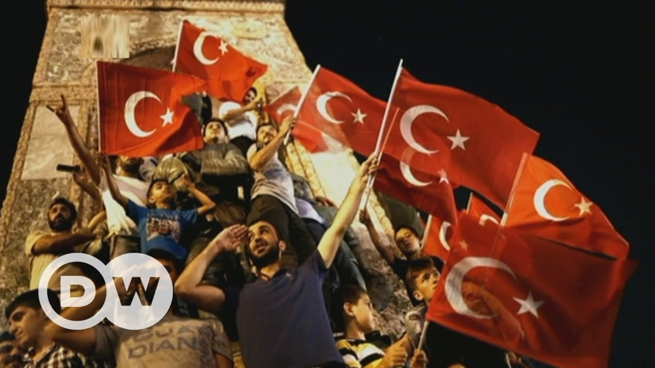 Many Turks believe Erdogan will bring new Ottoman Empire | DW English
