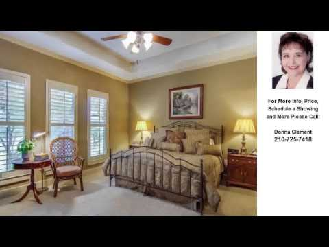 718 Copper Rim, Spring Branch, TX Presented by Donna Clement.