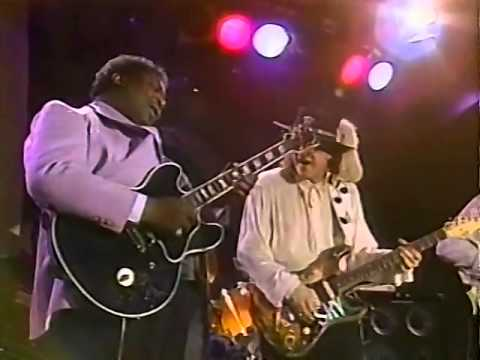 Stevie Ray Vaughan & BB King Texas Flood Live In New Orleans Jazz & Heritage Festival