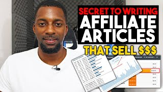 Download lagu How To Write Affiliate Marketing Articles In 2020 (Copywriting Tutorial) + TEMPLATES