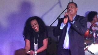 Ephrem Tamiru Performing Yefikir Emebet in Washington DC