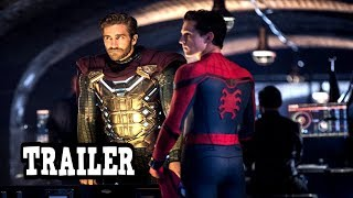 NEW SPIDER-MAN LEAVING THE MCU!? SPIDER-MAN FAR FROM HOME TRAILER 2 RELEASE DATE REVEALED!