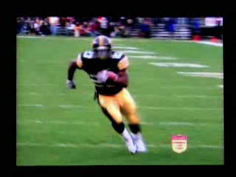 Shonn 'WAR MACHINE' Greene Iowa Hawkeyes #23 Video