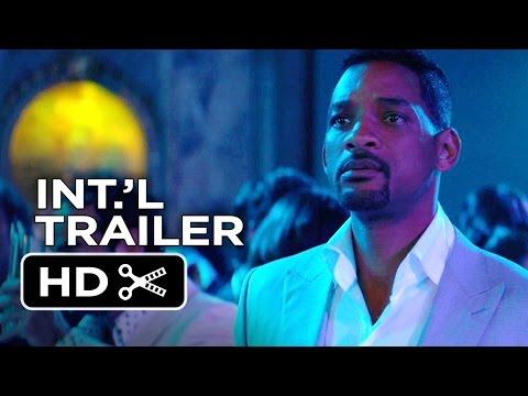 Focus International French TRAILER 1 (2015) - Will Smith, Rodrigo Santoro Movie HD