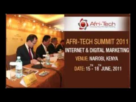 Afri-Tech - Head of PR Ayo Johnson speaks to Talk Radio Europe