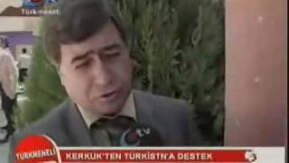 kerkuk ten turkistana destek
