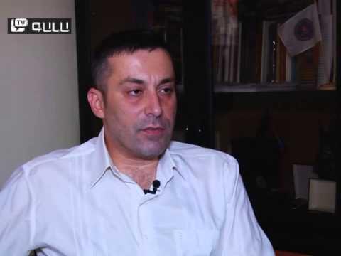 «Առանցքում» հարցազրույց Արմեն Կապրիելյանի հետ
