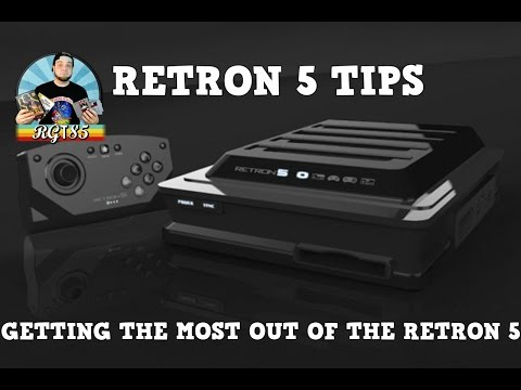 Retron 5 Tips: Getting the most out of the Retron 5 | RGT 85