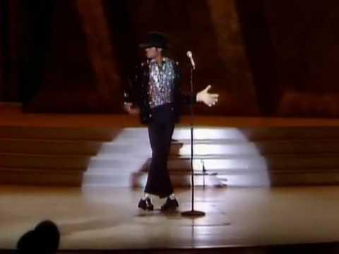 Michael Jackson Billie Jean (Live) - 1983 El Mundo ve su Moonwalk por primera vez en TV