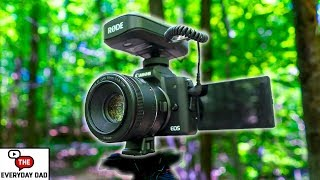 The MOST HATED Camera on the Internet!  The Canon M50!  And it's actually AMAZING!