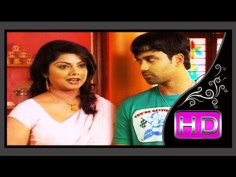 Nirmala Aunty Introduces Her Husband To Hareesh | Tamil Cinema video