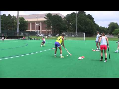 Field Hockey Drills