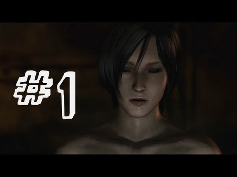 Resident Evil 6 Gameplay Walkthrough Part 1 - IMMERSION - Ada Wong Campaign Chapter 1 (RE6)