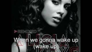 Alicia Keys - Wake up