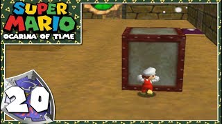 Super Mario 64: Ocarina of Time - Part 20 - The Ice Arrows