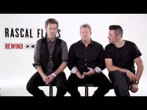Rascal Flatts Answer Question About Nashville's Incredible Music