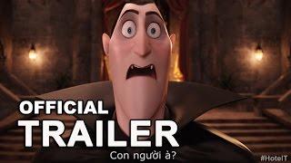 Hotel Transylvania - Hotel Transylvania 2 - Halloween Trailer
