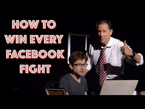 How to Win Every Facebook Fight  Meet Me in the Middle