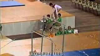 Olga Korbut 1972 Olympics EF UB