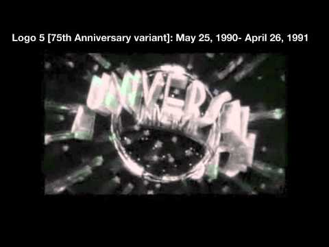 Universal Pictures Logo History 1927-2012 [hd] video