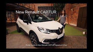 Renault CAPTURE 2019 Review