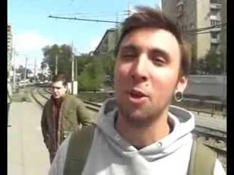 Вечерний Волгоград - Макс +100500 в МЕТРОтрам 06.09.2013