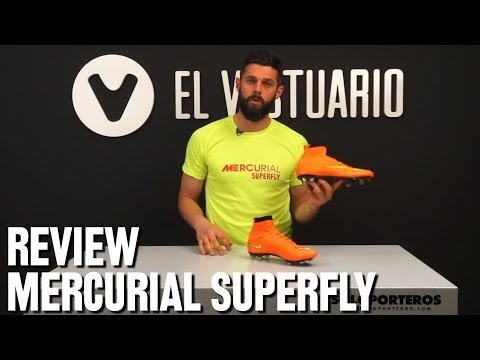 Review nike Mercurial Superfly (English subtitles)