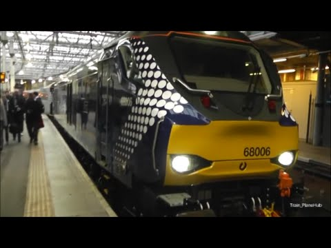 *Brand New* ScotRail Class 68 Fife Circle   01/04/15