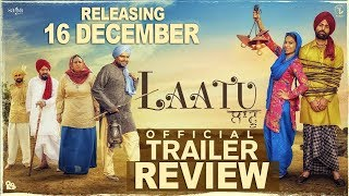 Laatu  Trailer Review  Gagan Kokri  Aditi Sharma