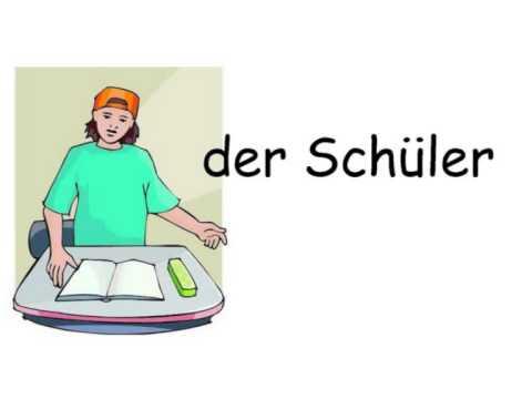 Cours d'allemand pour débutants - Leçon 4