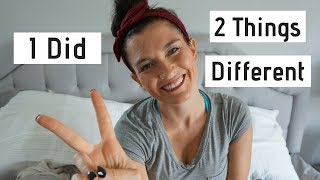 11 Weeks Pregnant After 4 Miscarriages || What did I do Differently