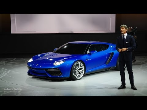 Lamborghini Asterion LPI 910-4 Hybrid Supercar [Live Photos from Paris]
