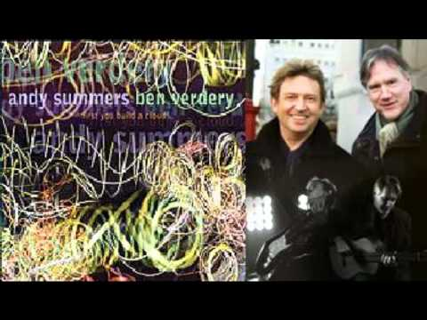ANDY SUMMERS&BEN VERDERY - world piece (2007)
