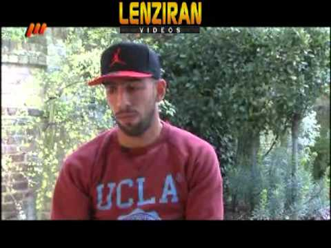 Injured national football team player Ashkan Dejagah interviewed by 90 in London