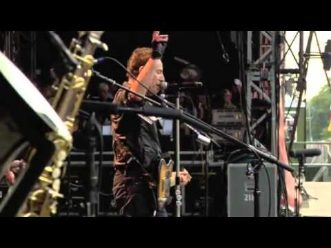 Bruce Springsteen Youngstown Live Hyde Park 2009