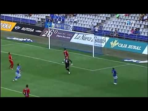 Real Oviedo 4 CD Guijuelo 0 (Temp 2014-15)