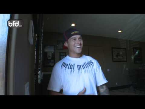 Brian Deegan's Crib Video