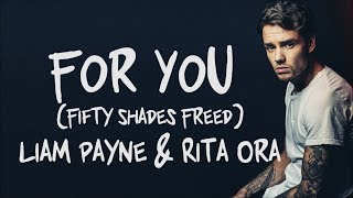 Download Lagu Liam Payne & Rita Ora – For You (Lyrics) Gratis STAFABAND