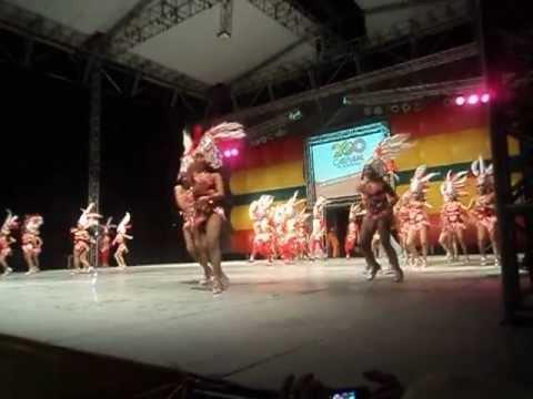 Rúmberos del Hipódromo ( fiesta de comparsas 2013)