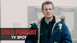 "Cold Pursuit (2019 Movie) Official TV Spot ""Pursuit"" – Liam Neeson, Laura Dern, Emmy Rossum"