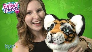 FurReal Roarin' Tyler The Playful Tiger from Hasbro