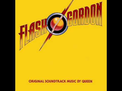 Flash Gordon By Queen