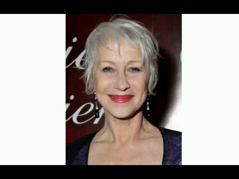 Short Hair Styles Fine Hair Older Women