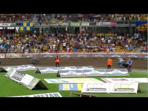 Speedway Stal Gorzów - Unia Leszno 21.08.2011 R. - ŻUŻEL - MECZ - PLAYOFF !!! HD