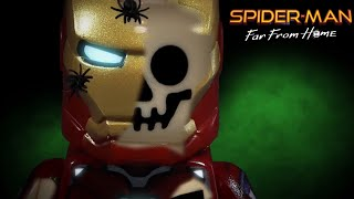 Spider-Man Far From Home: Mysterio's Illusion in LEGO