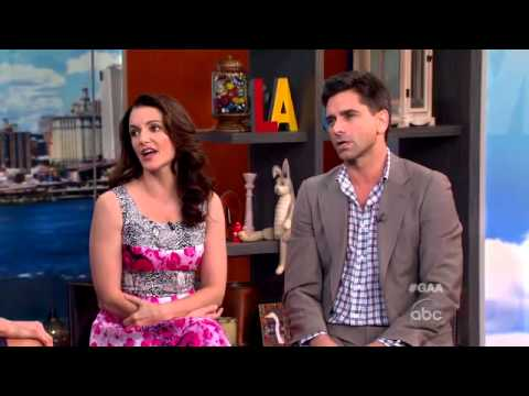 John Stamos, Kristen Davis on Old 'General Hospital' Episodes