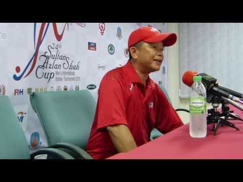 SAS 2015 Post Match PC: Day 2: Tai Beng Hai (Malaysia)