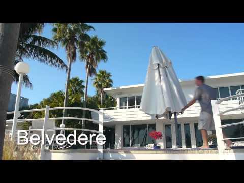 CARAVITA | Sunshade Belvedere