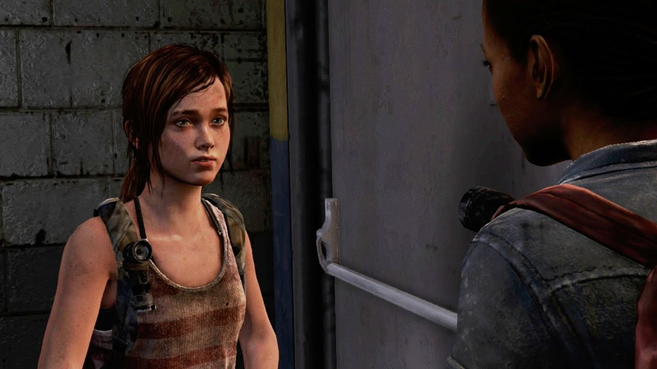 Riley And Ellie - The Last Of Us Left Behind - WallDevil